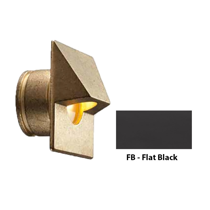 MO Zoning and Dimmable Plus Color Square Wall Light In Flat Black