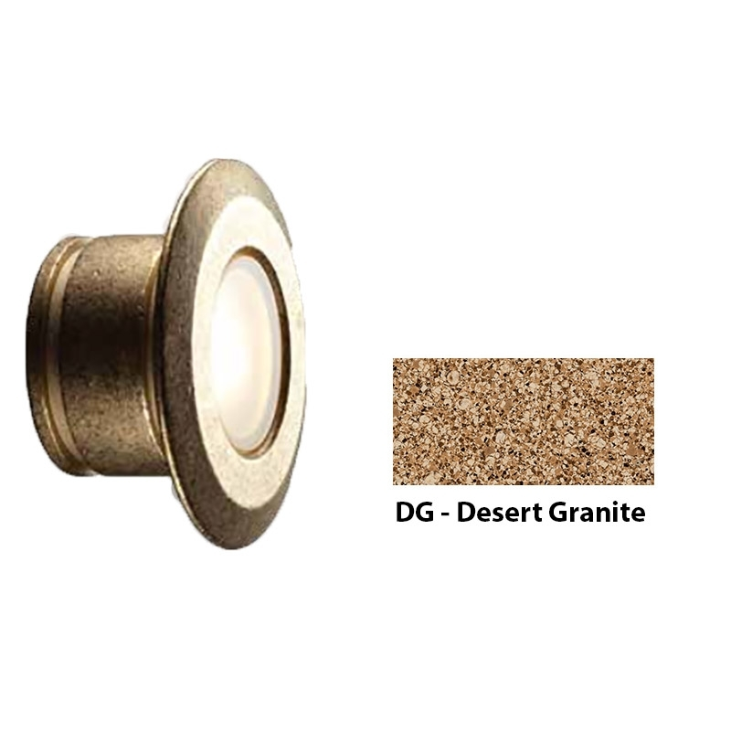 MO Zoning and Dimmable Plus Color Spot Wall Light In Desert Granite
