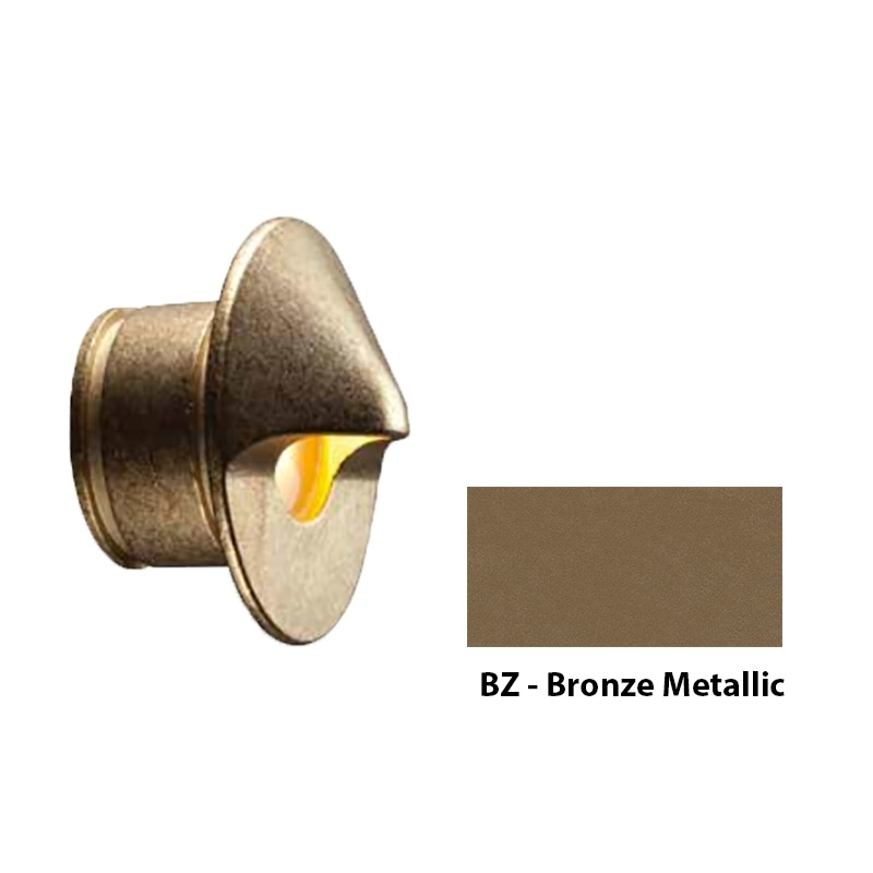 MO Zoning and Dimmable Plus Color Round Wall Light In Bronze Metallic