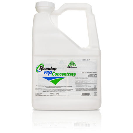 Roundup Pro Concentrate Herbicide - 2-1/2 Gallon
