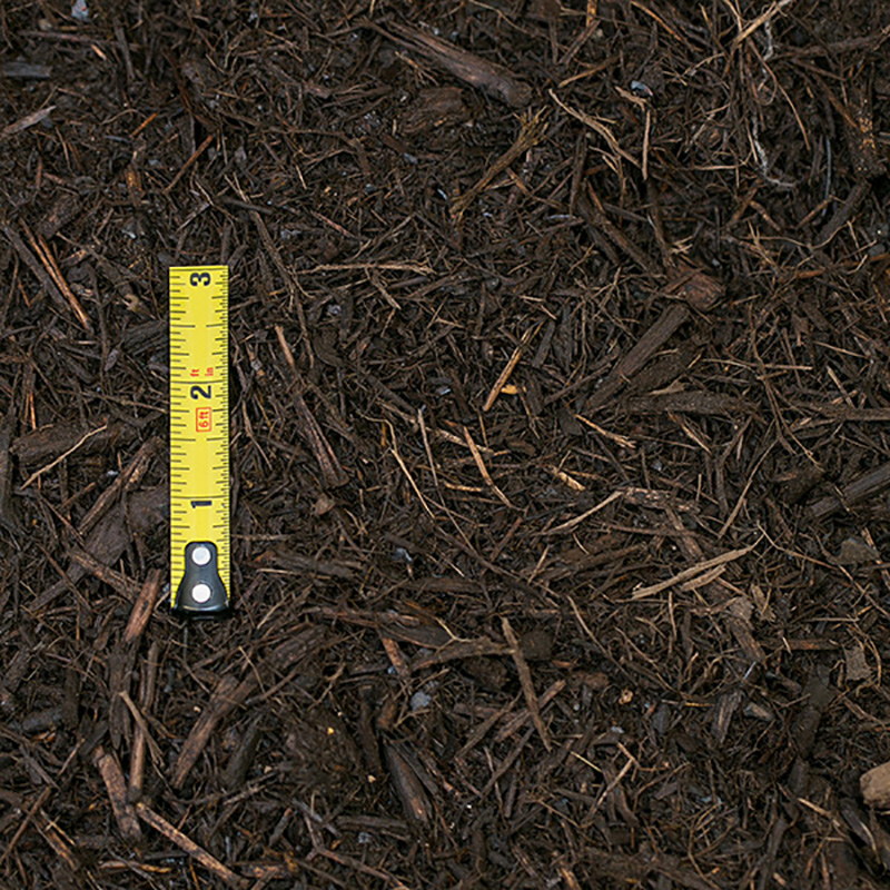 Texas Cut Hardwood Mulch - 2 Cubic Foot Bag