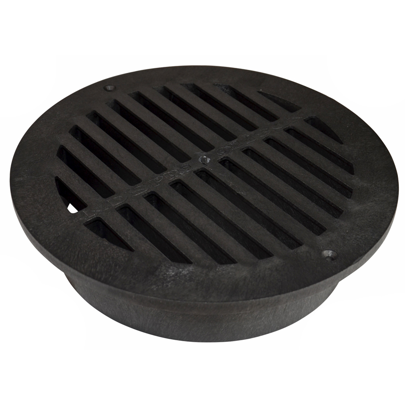 Nds 12 In Round Drain Grate 196 236 Green