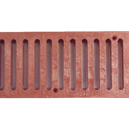 2 Foot Spee-D Chanel Grate Red Brick