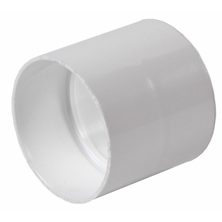 4-inch PVC Drainage Coupling