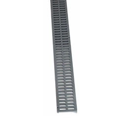 3-foot Mini-Channel Gray Grate