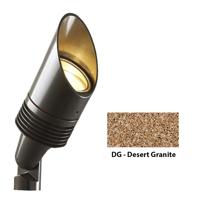 NP 3 LED Zoning and Dimmable Plus Color Up Light In Desert Granite