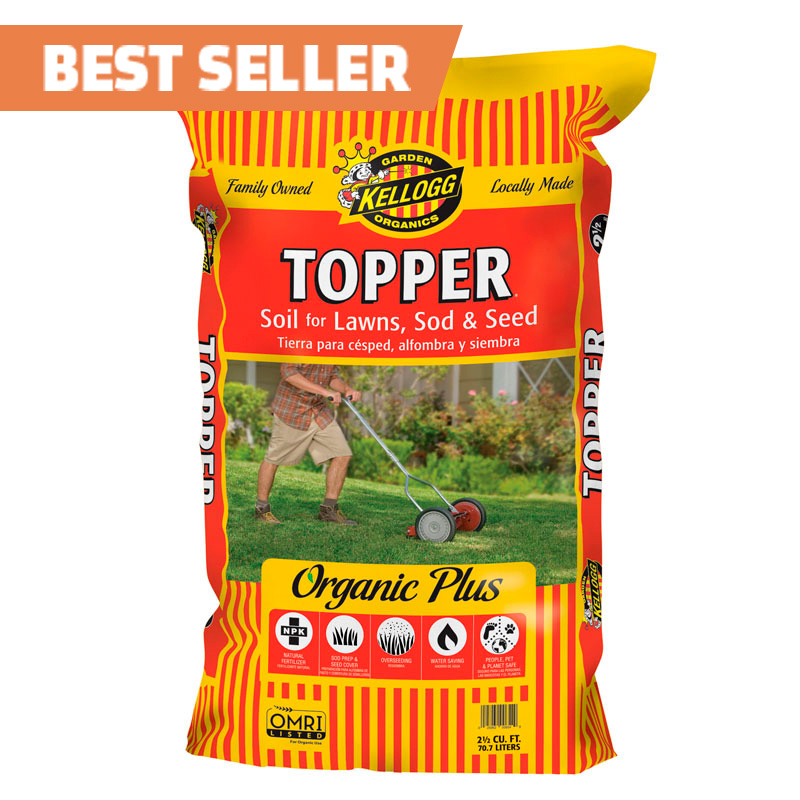 Garden Organics Topper - 2.5 Cubic Foot Bag