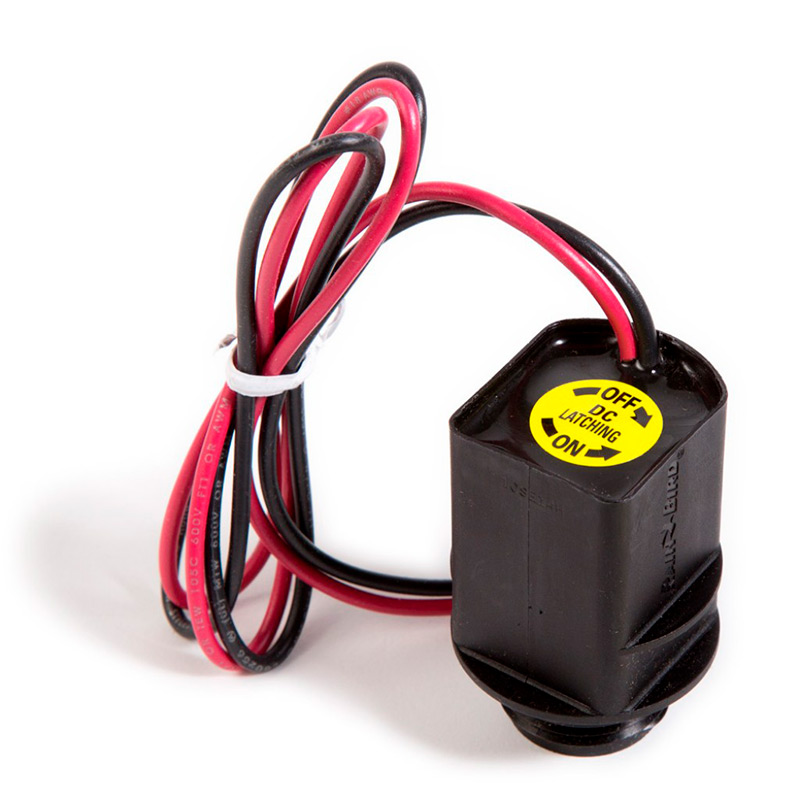 TBOS DC Latching Solenoid with Adapter