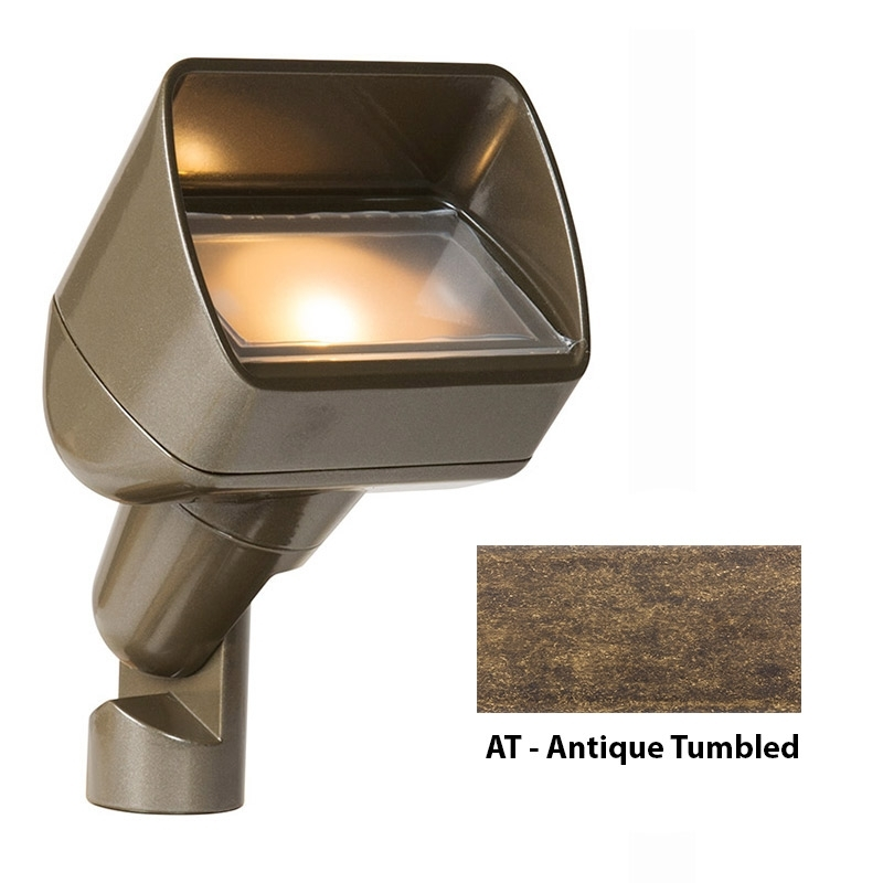 PB Zoning and Dimmable Plus Color Up Light In Antique Tumbled