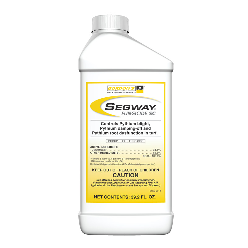 Segway Fungicide SC - 39.2 ounce Bottle