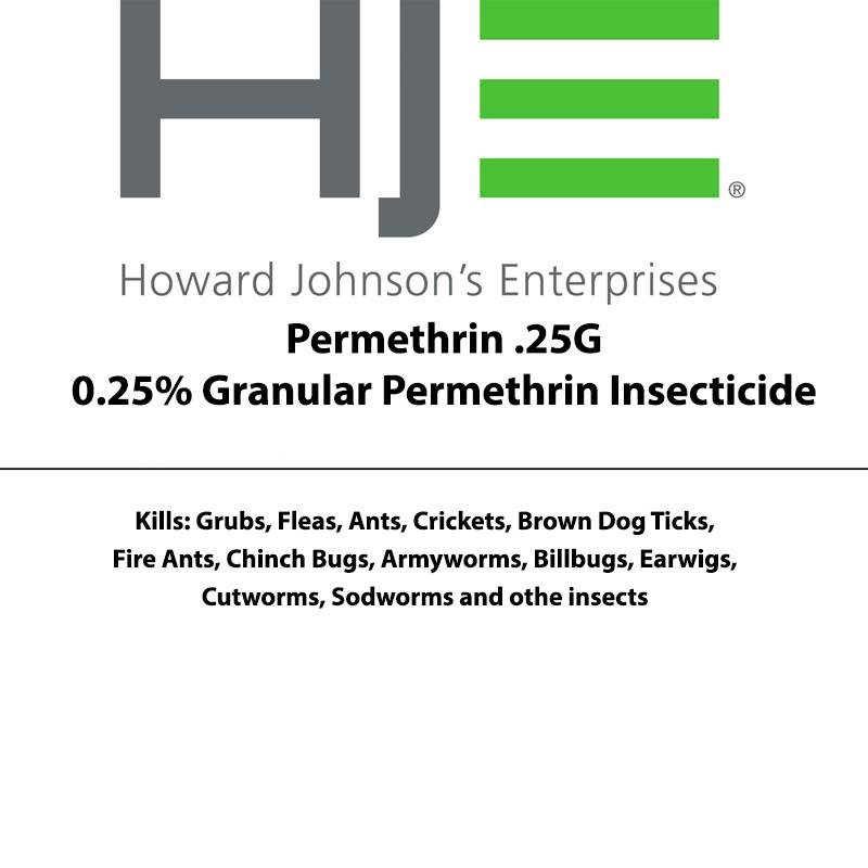 Permethrin .25G Insecticide