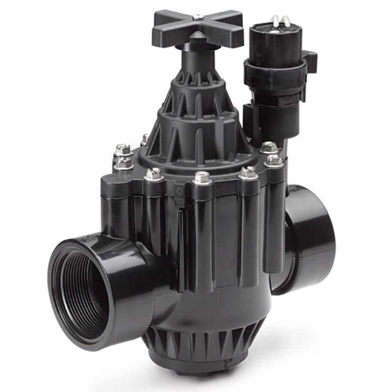 200-PGA 2 in. Globe and Angle Electric Valve