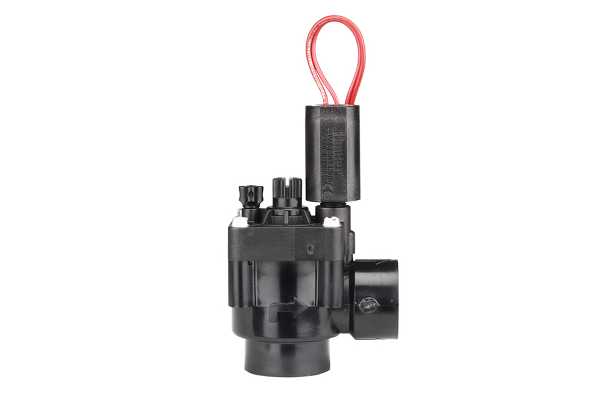 PGV 1-inch Angle Flow Control Valve