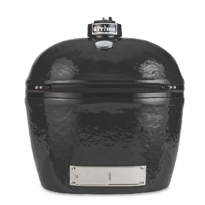 Oval XL 400 Smoker