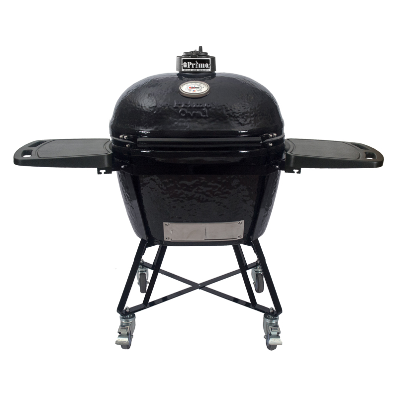 Oval XL 400 All-In-One Smoker