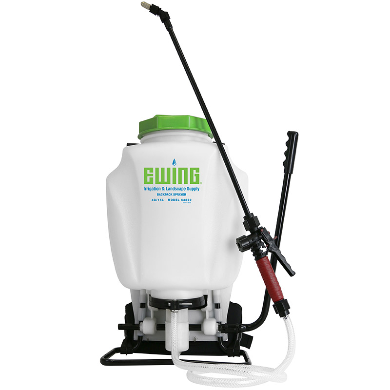 Ewing 4 Gallon Pro Backpack Sprayer