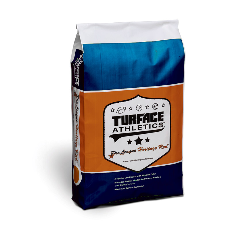 Turface Pro League Heritage Red Field Conditioner