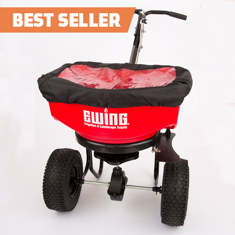 Pro Series 80 lb. Turf Push Spreader