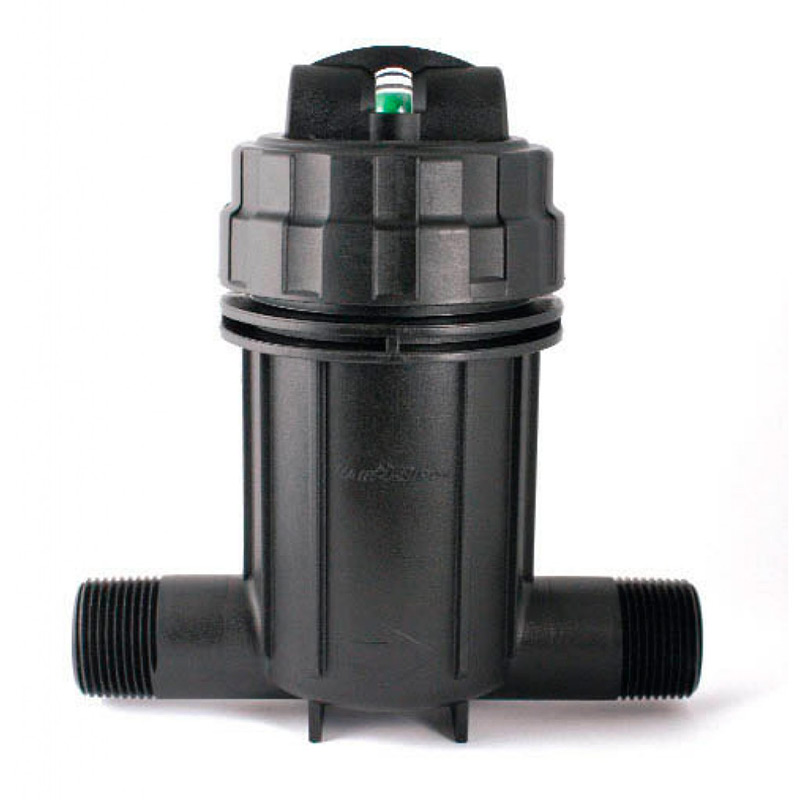 1-inch Quick-Check Basket Filter