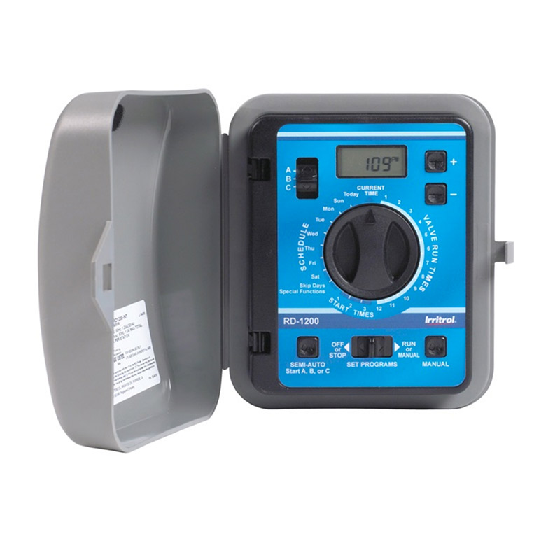 Rain Dial-R 9 Station Indoor Controller