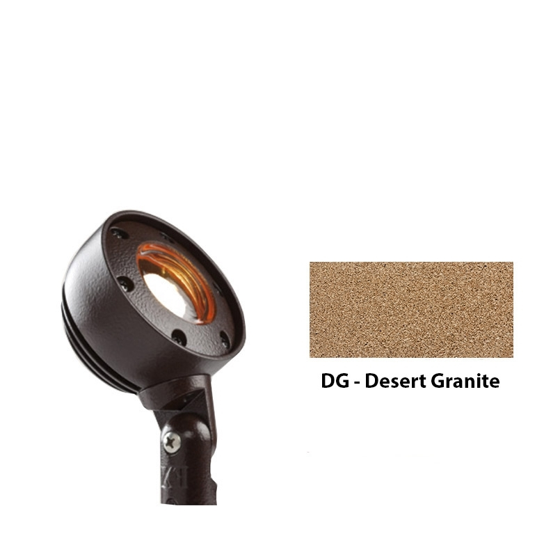 RW 3LED Zoning and Dimmable Plus Color Wall Wash Up Light In Desert Granite