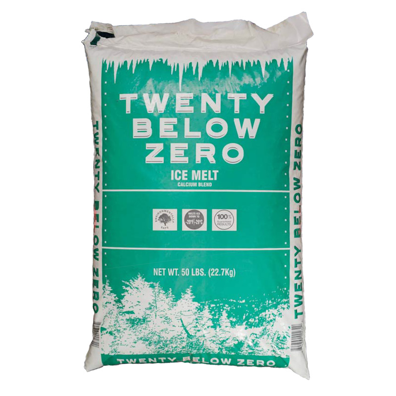 Twenty Below Zero Ice Melt – 50 lb. Bag