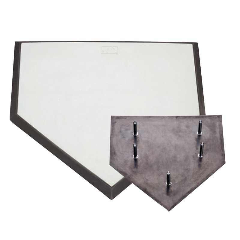 Spiked Home Plate