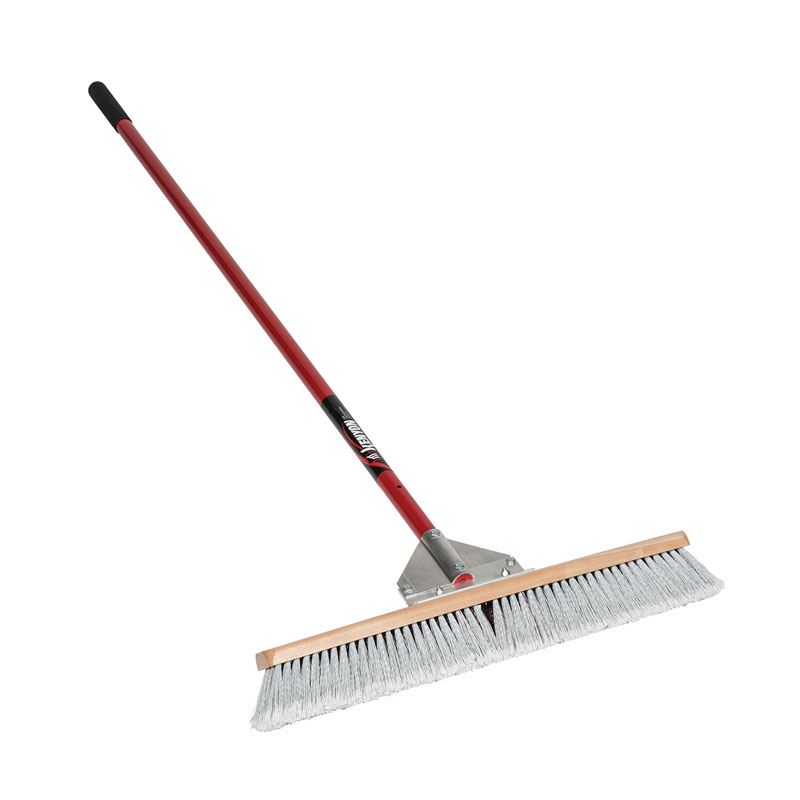 24-Inch Dual Bristle Broom