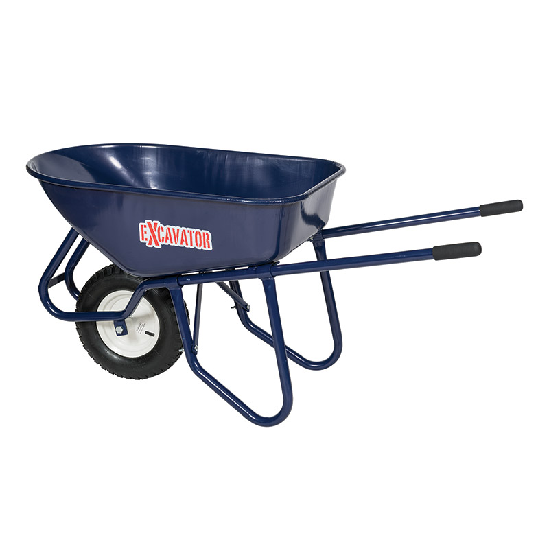 Excavator All Steel Wheelbarrow