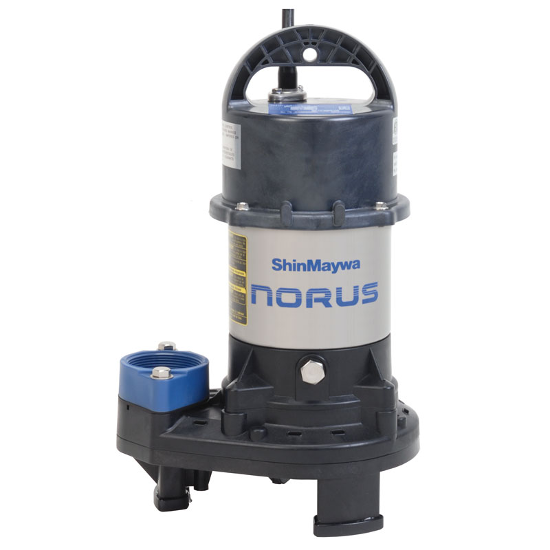 CR2.4 1/2 HP Norus Submersible Pump