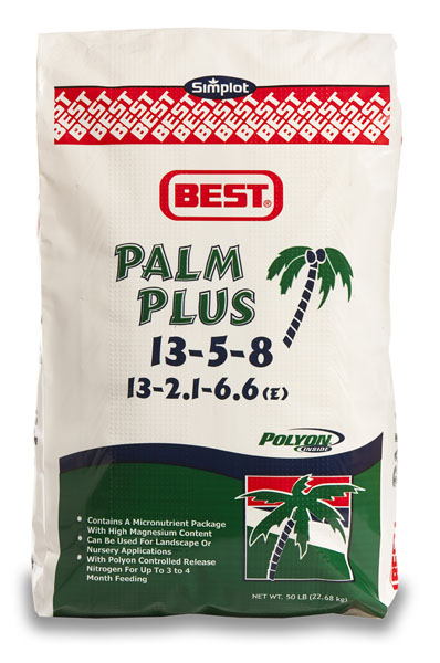 13-5-8 Palm Plus Fertilizer - 50 lb. Bag