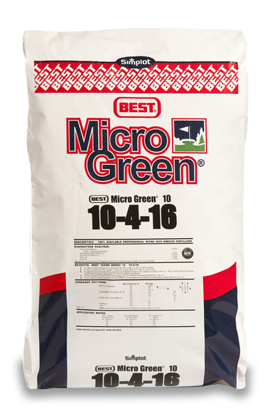 Micro-Green 10 10-4-16 Fertilizer