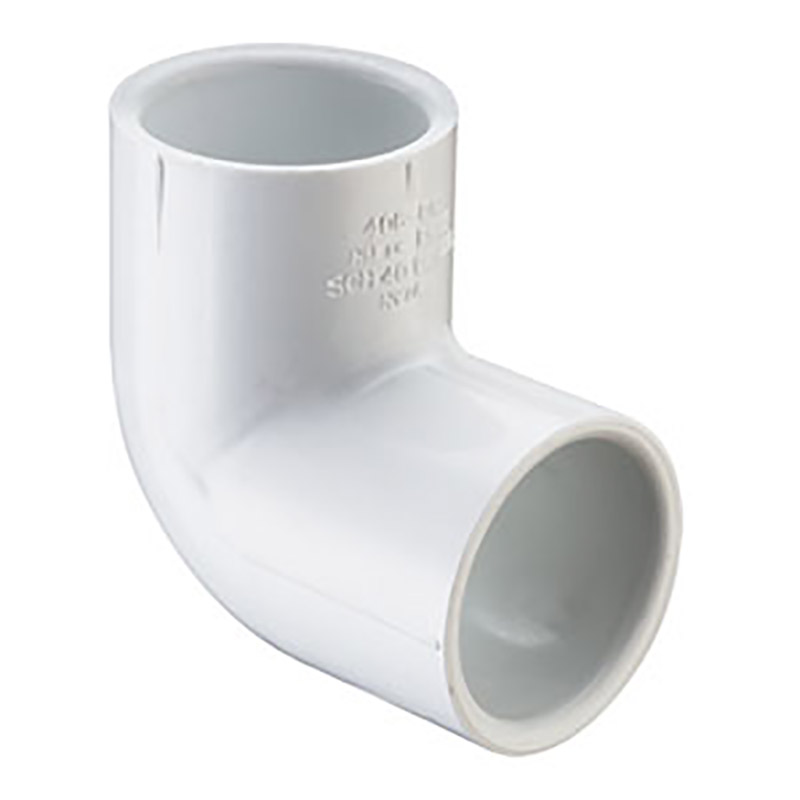 1-inch Slip Sch. 40 PVC 90 degree Elbow