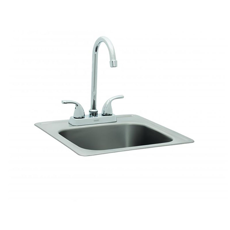 Standard Sink with Faucet