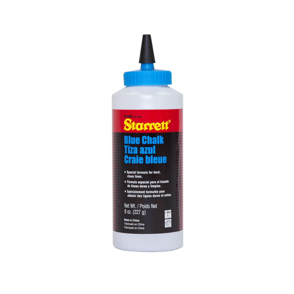 8 Oz. Blue Chalk Refill