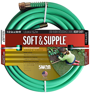 3/4-inch x 75-foot Soft and Supple Hose