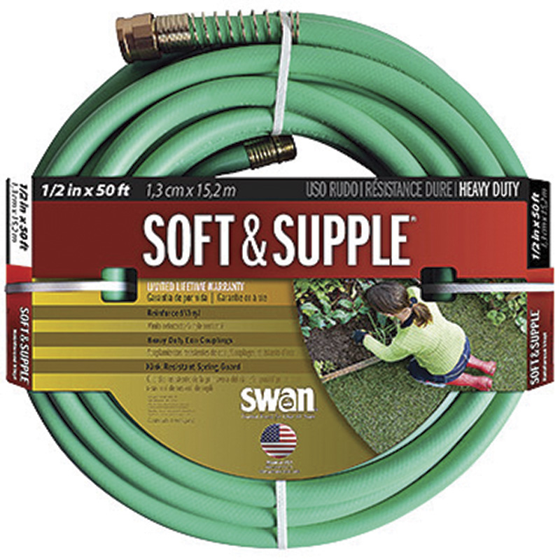 3/4-inch X 50 Feet Soft and Supple Hose