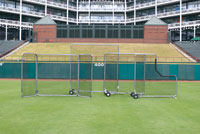 Tri-Fold Fungo Screen Side Wings Replacement Nets