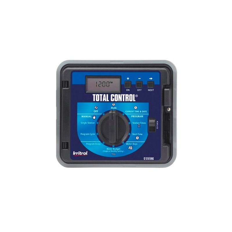 Total Control 9 Station Remote Ready Outdoor Controller