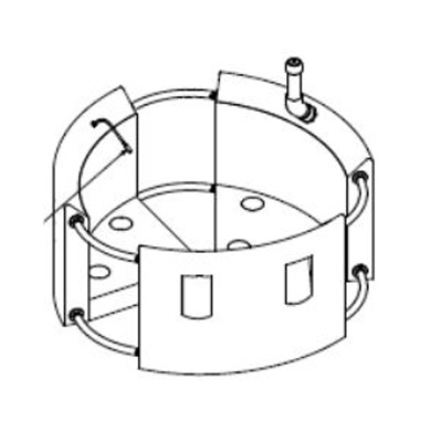 CWM-2920 3K Large Curved Container System