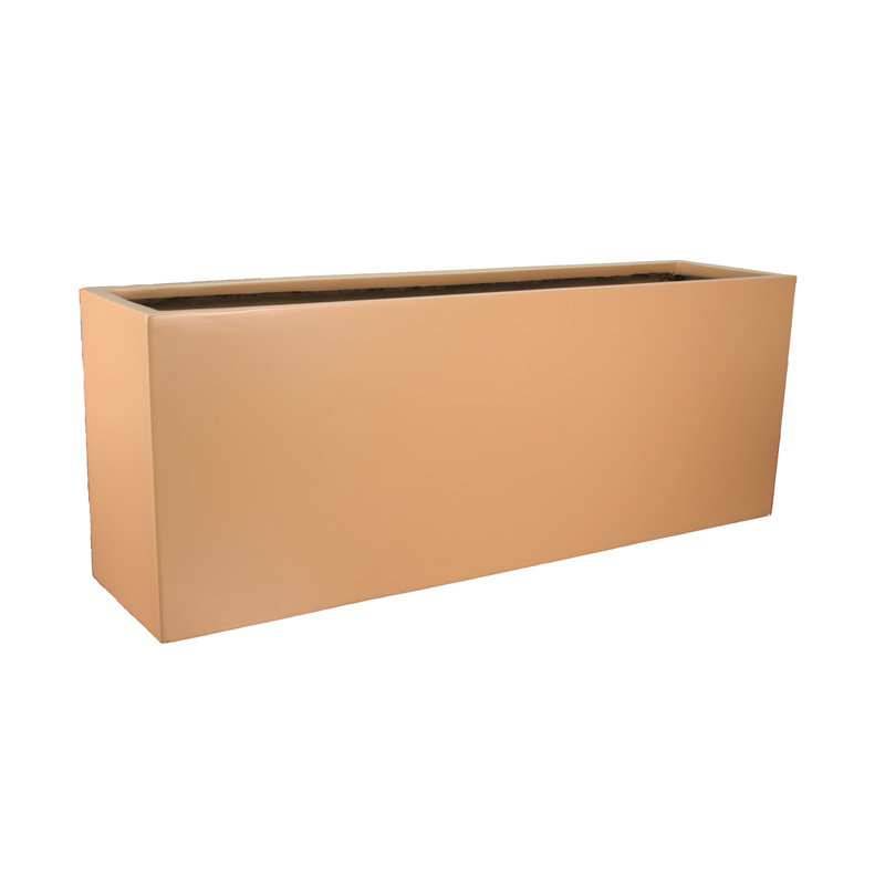 "Wilshire 72"" x 18"" FRP Rectangle Container"