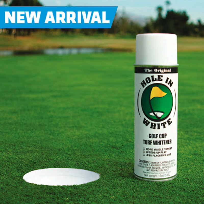 Golf Cup Turf Whitener