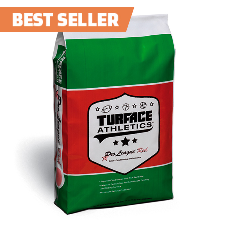 Turface Pro League Red Field Conditioner - 50 lb. Bag