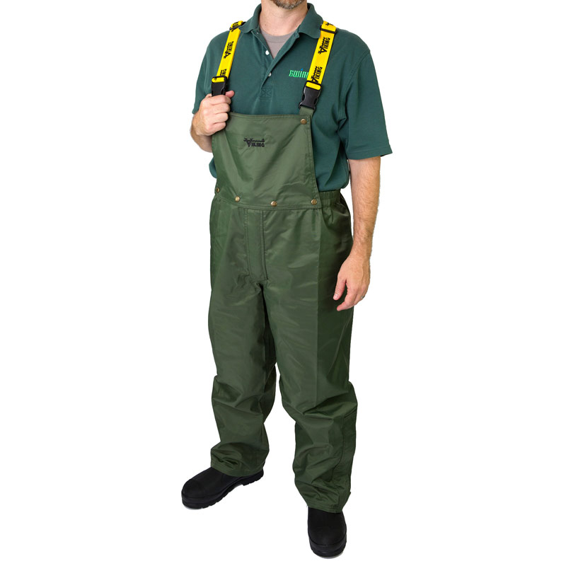 Viking® Journeyman 420D Bib Pants – Medium