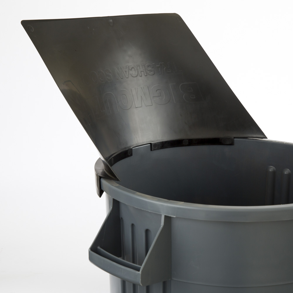 BigMouth® Snap-On Trash Can Scoop