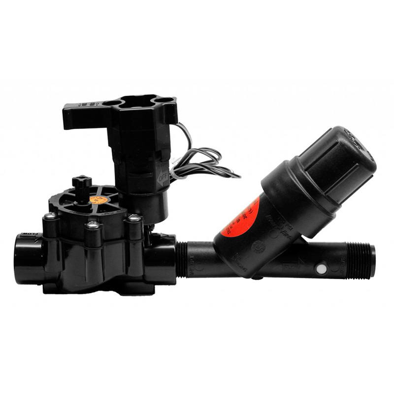 XCZ 3/4-inch Low Flow Control Zone with Pressure Regulating Filter