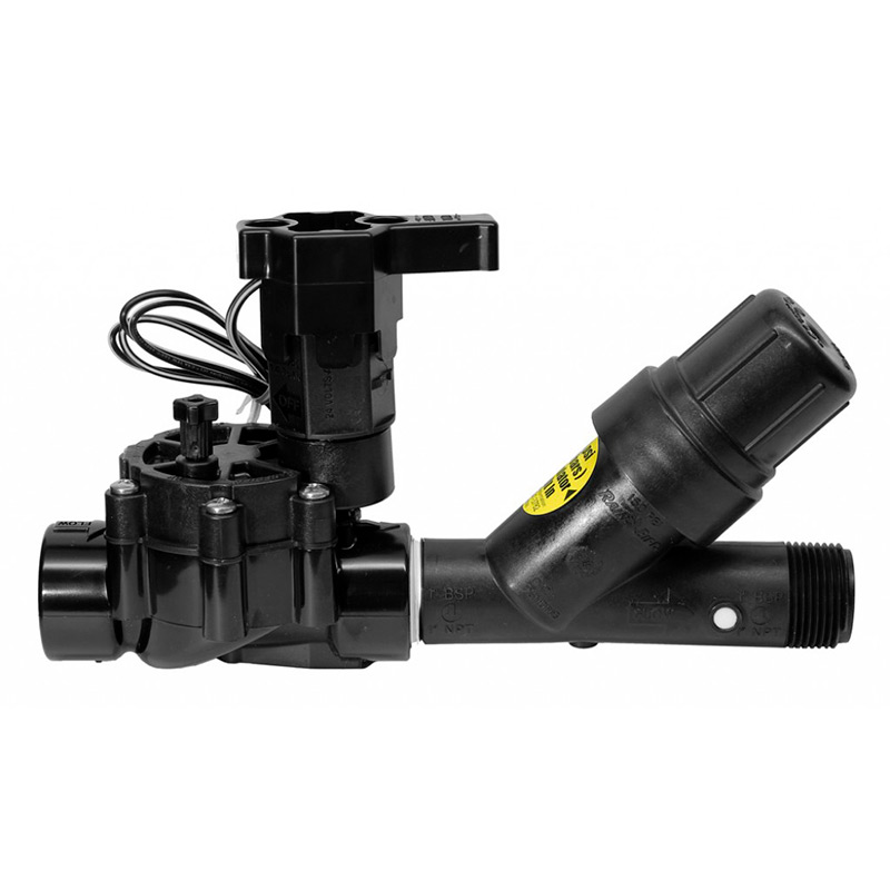 XCZ 1-inch Control Zone with Pressure Regulating Filter