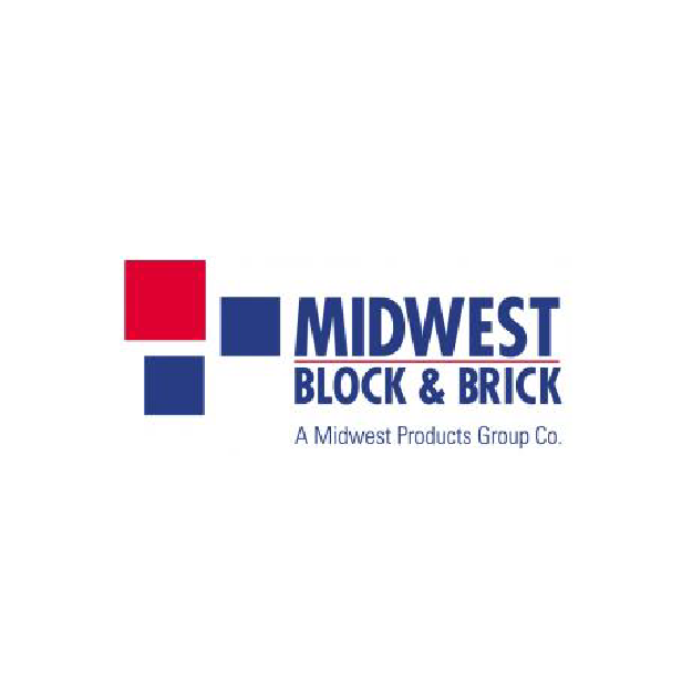 Midwest Block and Brick logo