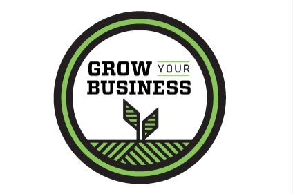 Logo for Grow Your Business