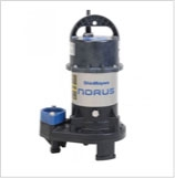A submersible pump